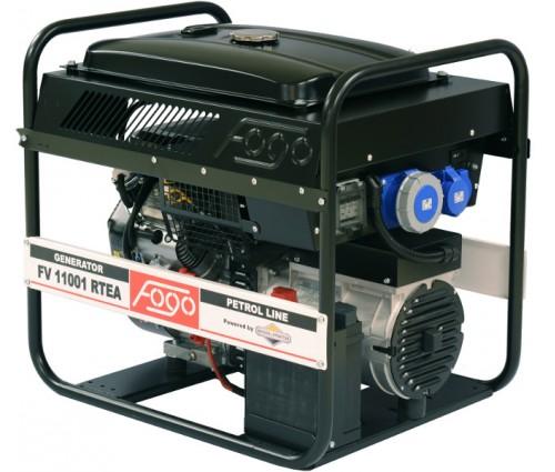 Agregat prądotwórczy FOGO FV 11001 RTEA AVR
